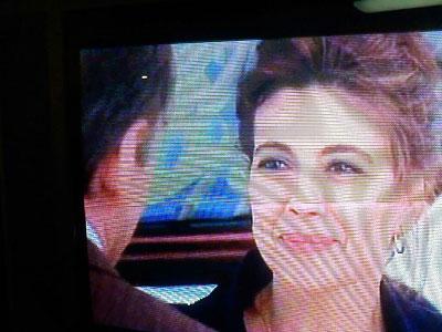 TV Shot of Licia Maglietta in Pane e Tulipani