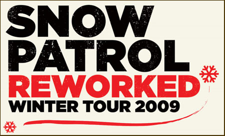 Snow Patrol Winter Tour 2009 - The Wiltern, Los Angeles, 10-09