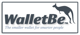 WalletBe - Men's and Women's Wallets - The Smaller Wallet for Smarter People