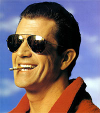 Mel Gibson, actor and star of Edge of Darkness and upcoming films such as The Beaver and How I Spent My Summer Vacation, quit smoking after 45 years