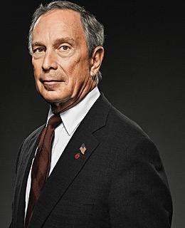 Michael Bloomberg  - New York City Mayor - Bans Smoking